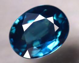 Sapphire 1.56Ct Natural Blue Sapphire E1418/B25