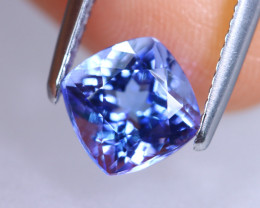 1.86cts Natural D Block Tanzanite Stone / KL721
