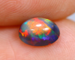0.64cts Natural Ethiopian Smoked Welo Opal / KL726