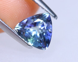 1.52cts Natural D Block Tanzanite Stone / KL727