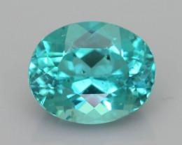 Rare 1.89 ct Amazing Luster Blue Apatite SKU.18