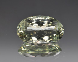 Natural Prasiolite 17.62 Cts Good Quality Gemstone