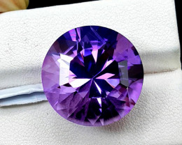 Amethyst, 26.50 Cts Natural Top Color & Cut Amethyst Gemstones