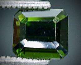 1.94 Crt  Tourmaline Faceted Gemstone (Rk-59)