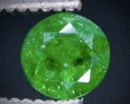 0.51 Crt  Tsavorite Faceted Gemstone (Rk-59)