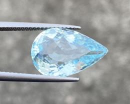5.67 Cts Natural Aquamarine Quality Gemstone