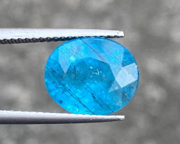 5 Cts Natural Apatite Nice Color