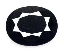 Ceylon Sapphire 2.89 Cts Amazing Natural Fancy Black Loose Gemstone