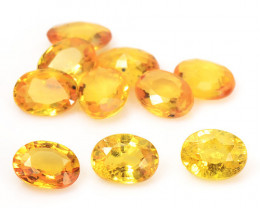 2.06 Carat Very Rare Yellow Color Natural Sapphire Loose Gemstones