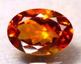 Madeira Citrine 5.21Ct Natural VVS Orange Citrine D1514/C4