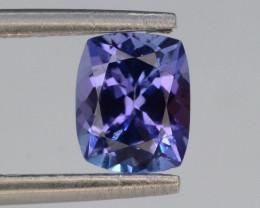 AAA Grade 0.90 ct Tanzanite Eye Catching Color ~ KJ