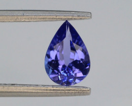 AAA Grade 0.75 ct Tanzanite Eye Catching Color ~ KJ