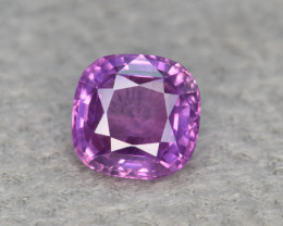 Natural Pink Sapphire 1.99 Cts from Sri Lanka, No Heat
