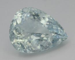 Top Cut 6.75 Ct Natural Aquamarine H.M