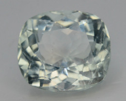 Top Cut 4.30 Ct Natural Aquamarine H.M