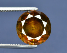 Natural 4.15 carat Sphene With Amazing Spark