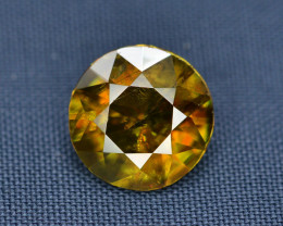 Natural 1.30  carat Sphene With Amazing Spark