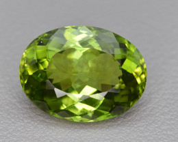 Natural Himalayan Peridot 8.56 Cts Excellent Quality Gemstone