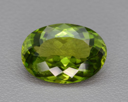 Natural Peridot 8.90 Cts Excellent Quality Gemstone