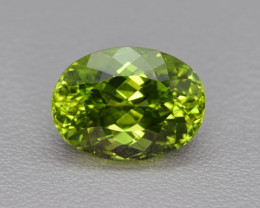 Natural Peridot 9.44 Cts Excellent Quality Gemstone