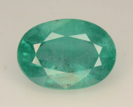 AAA Grade 2.80  ct Natural Zambian Emerald~AF1