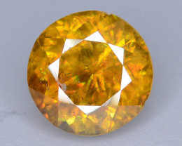 Rare AAA Fire 1.65 ct Sphene Ring Size