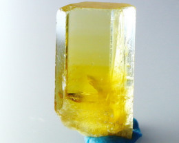 NR!! 3.40 CTs Natural & Unheated~ Yellow Heliodor Crystal