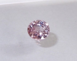 1.03ct unheated pink spinel