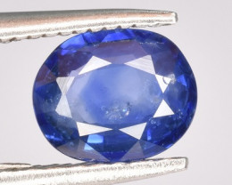 Natural Ceylon Blue Sapphire 0.89 CTS