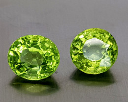 3.35Crt Peridot Natural Gemstones JI132