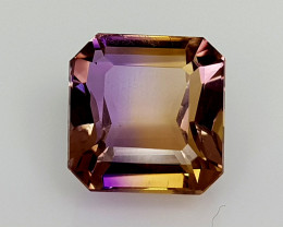 6Crt Bolivian Ametrine Natural Gemstones JI132
