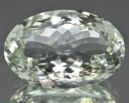 Natural Prasiolite 20.38 Cts Good Quality Gemstone