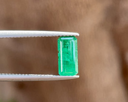 Natural Colombian Emerald 1.75 Cts Deep Green Color (Valentines Special)