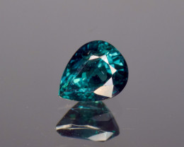 Natural Blue Tourmaline 1.24 Cts Good Quality Gemstone