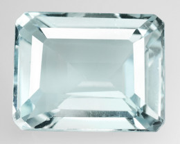 Aqua Topaz 37.57 Cts Blue Natural Unheated Gemstone
