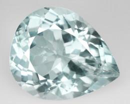 Aqua Topaz 36.37 Cts Blue Natural Unheated Gemstone