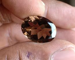 Natural Smoky Quartz A+++ Quality Gemstone VA3694