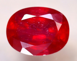 Ruby 3.96Ct Madagascar Blood Red Ruby E1615/A20