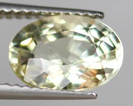 2.33CT 10X7MM Excellent Cut AAA Mozambique Bi-Color Tourmaline- PTA679