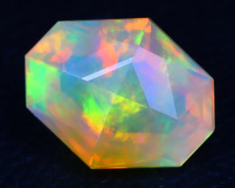 Opal Master Cut 1.61Ct Special Master of Ethiopian Welo Opal DT04