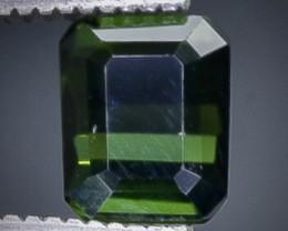 1.38 Crt  Tourmaline Faceted Gemstone (Rk-60)