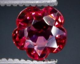 0.93 Crt Grape Garnet Faceted Gemstone (Rk-60)