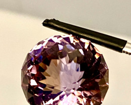 10.6CT AMETRINE- I DISCONNECT MY COLLECTION.  AFTER 36 YEARS!