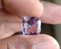 4 Ct Natural Amethyst Big Size Gemstone Excellent Quality VA3729