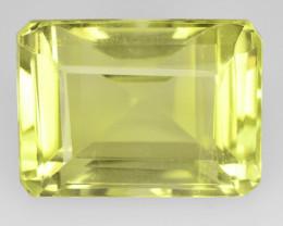 20.01 Cts  Natural Lemon Quartz Gemstone stone