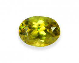 0.81 Cts Stunning Lustrous Natural Sphene
