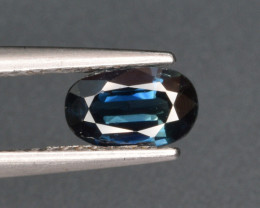 Natural Teal Sapphire 1.01 Cts Gemstone