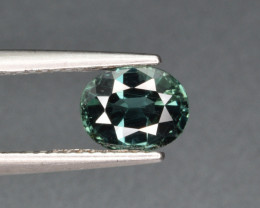 Natural Teal Sapphire 1.57 Cts Gemstone