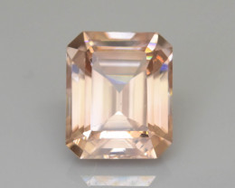 Imperial Zircon 3.14 ct Untreat Cambodia SKU.14