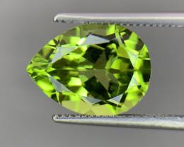 4.63 Cts Natural Peridot Gemstone
